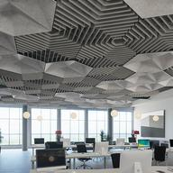 SoftGrid Series Acoustic Ceilings