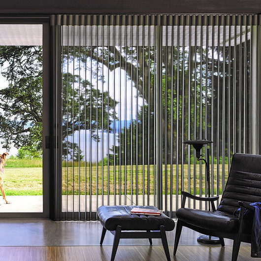Cortinas Luminette® / Hunter Douglas Window Covering