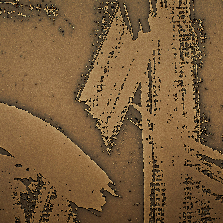 Metal Surface - POHL Bronze Etched