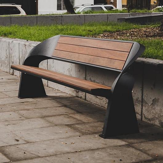 Banca BAN-006 / BKT mobiliario urbano