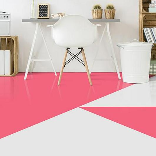 Pintura decorativa para pisos de concreto Epoxacryl®