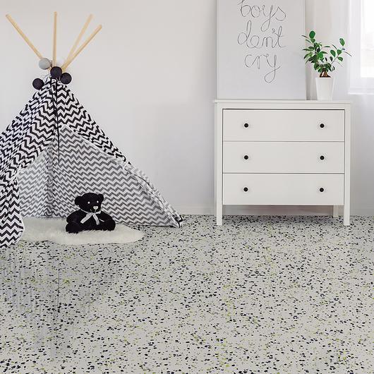Chips para pisos decorativos Deconkret® Hojuelas