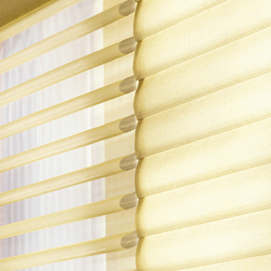 Cortinas Pirouette, nuevas telas de stock local