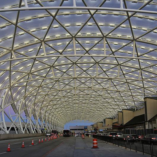 Airport Tensile Membrane Structures