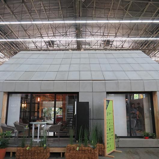 AraucoPly en vivienda modular / Arauco