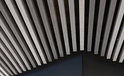 Aplicação HeartFelt® Amstelgebouw | Hunter Douglas Brasil