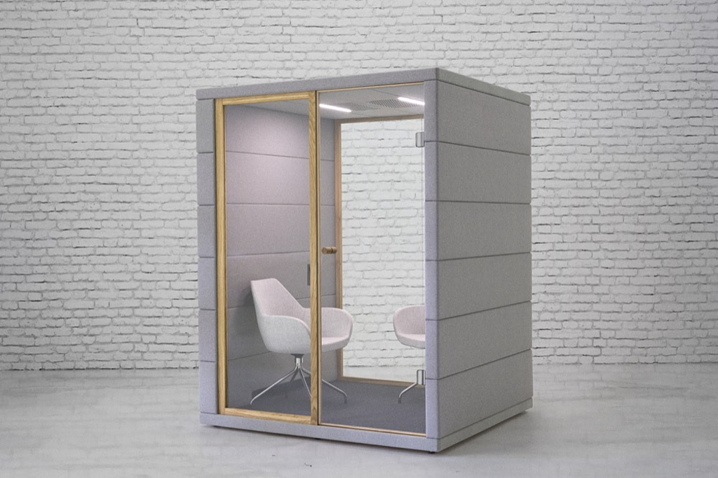 Independent Workspace - MICROOFFICE CUBIQ