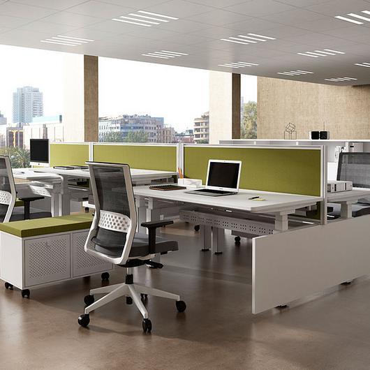 Mesas y escritorios Mobility / Actiu