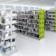 Muebles de oficina y biblioteca- Archivos Level