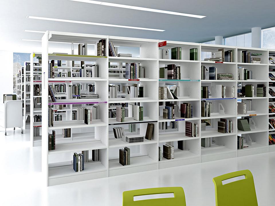Muebles de oficina y biblioteca- Archivos Class