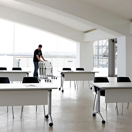Mesas y escritorios de reunión Trama / Actiu