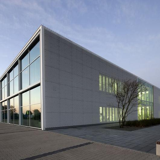 Ventilated Curtain Wall - Ecopanel® EM