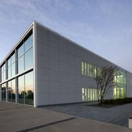 Ventilated Curtain Wall - Ecopanel® EM