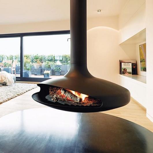 Fireplaces - Gyrofocus / Focus