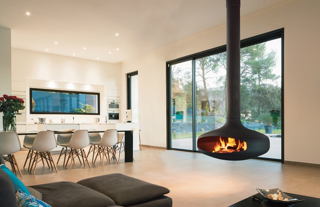 Fireplaces - Domofocus