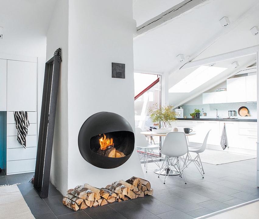Fireplaces - Emifocus