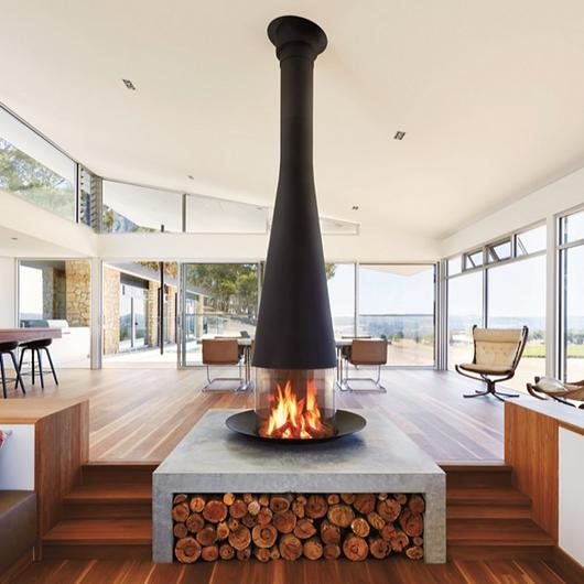 Fireplaces - Filifocus Central