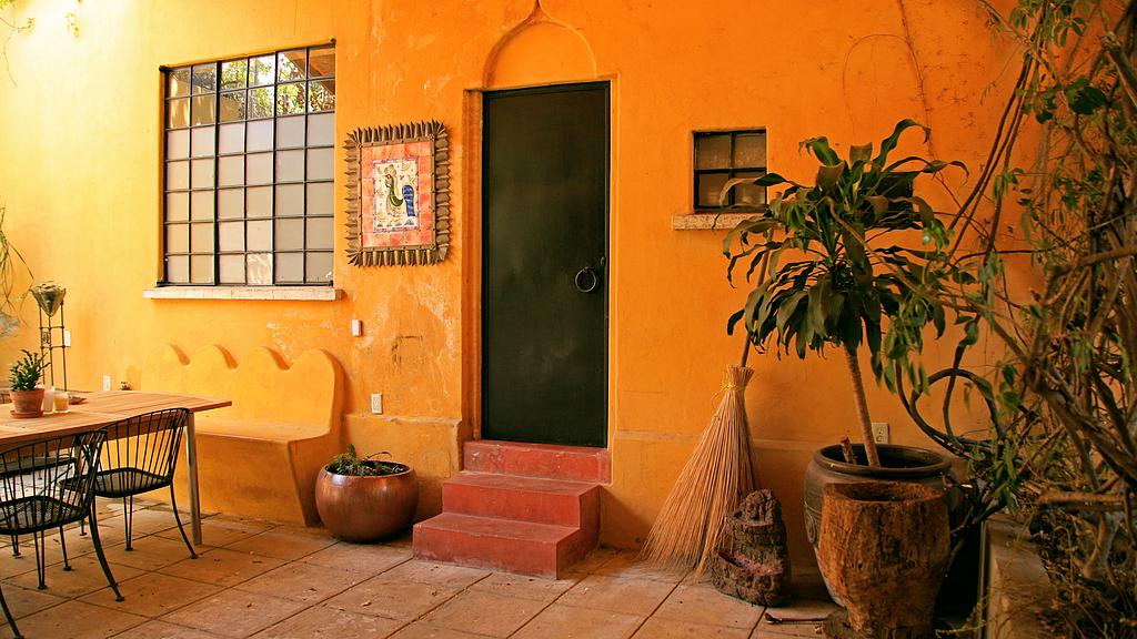 Melamina Vesto en casa histórica - Casa Palomar