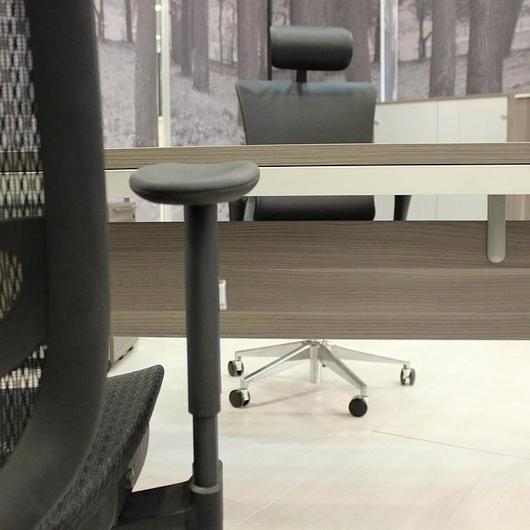 Melamina Vesto en oficinas - Ofi Plan / Arauco