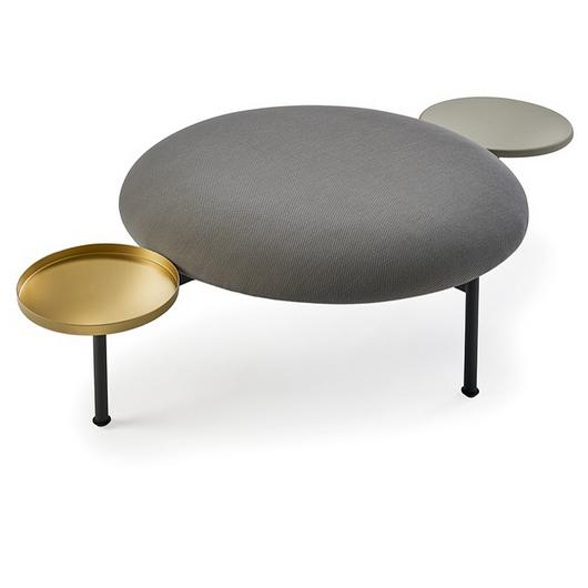 Pouf and Tables - Meeting Point