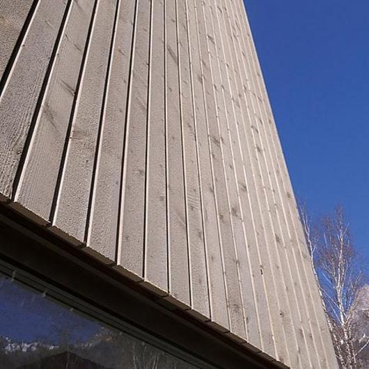 Acabado mineral exterior para madera - KEIM Lignosil®-Verano / Nuprotec