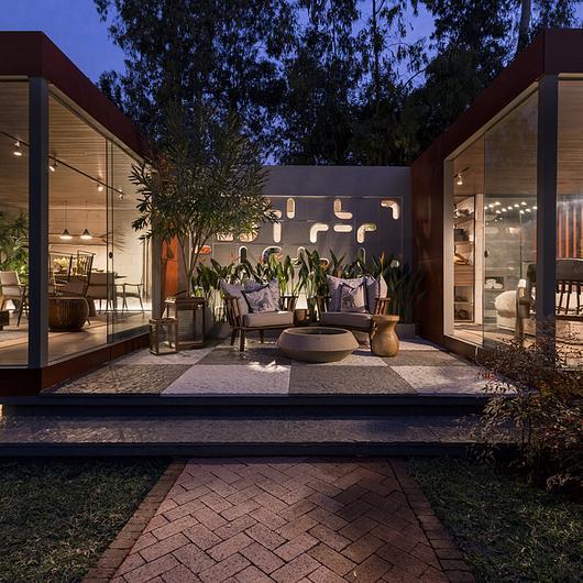 Madera en espacio residencial campestre - Casa de Campo