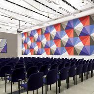 Painéis padrão para forros e paredes TECTUM ®