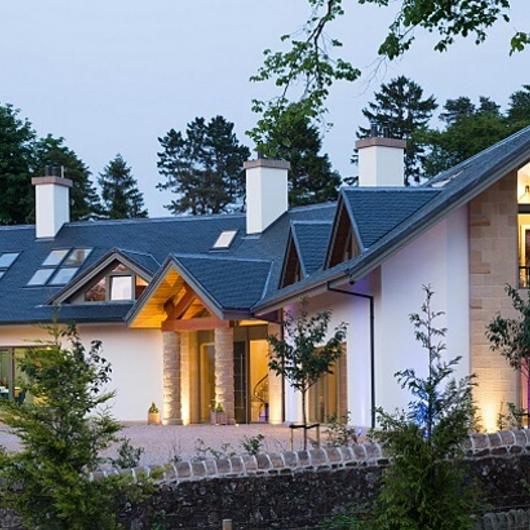 Natural Slate Roofing - Country House