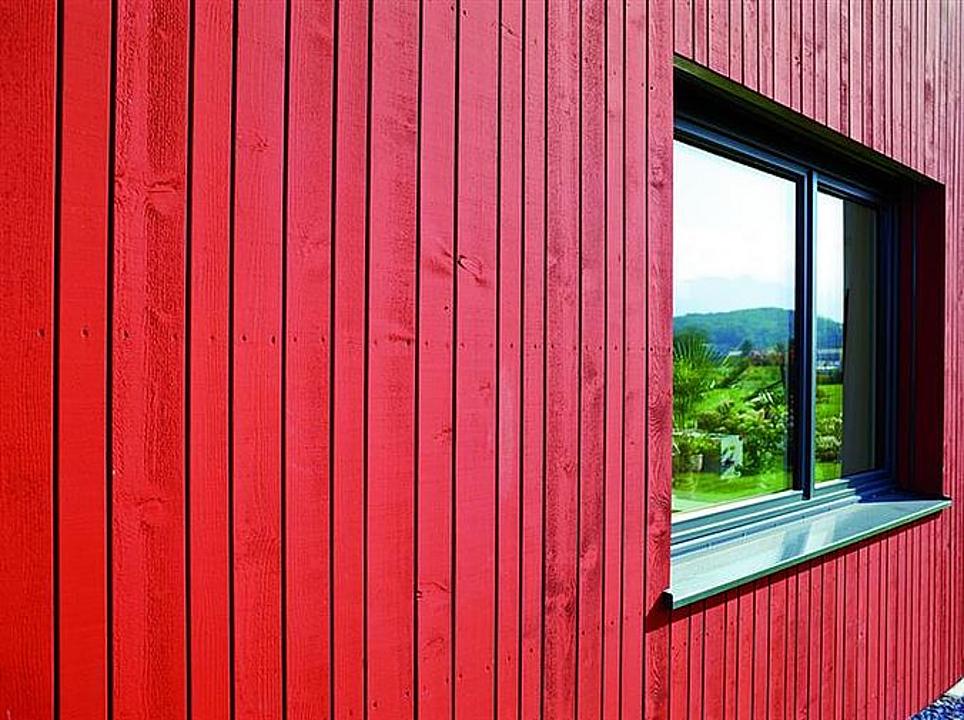 Acabado mineral exterior para madera - KEIM Lignosil®-Color