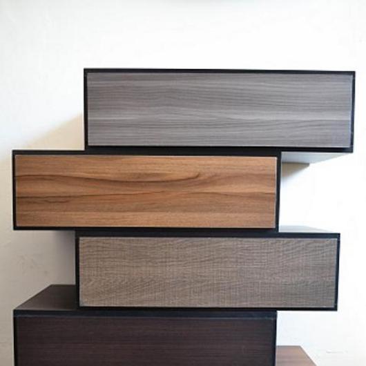 Melamina Vesto en mobiliario - ArchTaster / Arauco