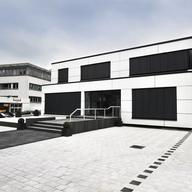 DuPont™ Corian® in Glazialhaus
