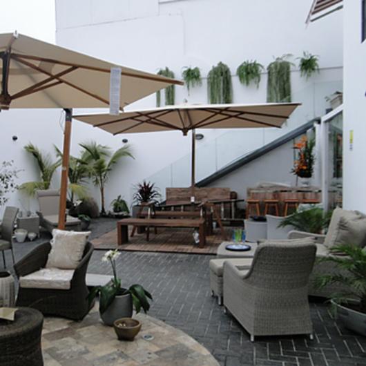 Melamina Vesto en diseño de interiores - Lina Pastorelli / Arauco