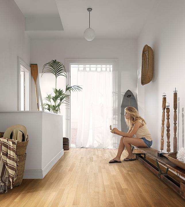 Floor Finishes - Malibu Dreams