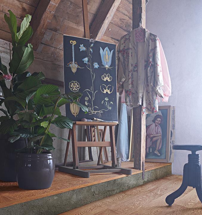 Floor Finishes - Garden Atmosphere