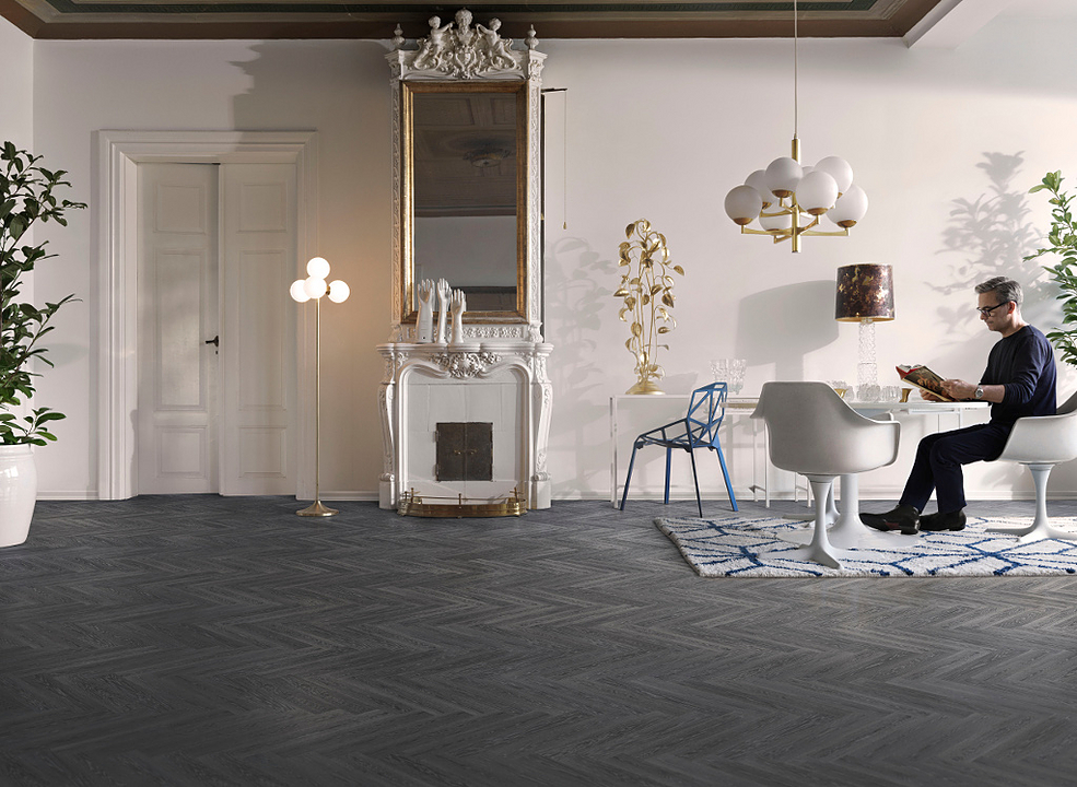 Floor Finishes - Touch of Grace
