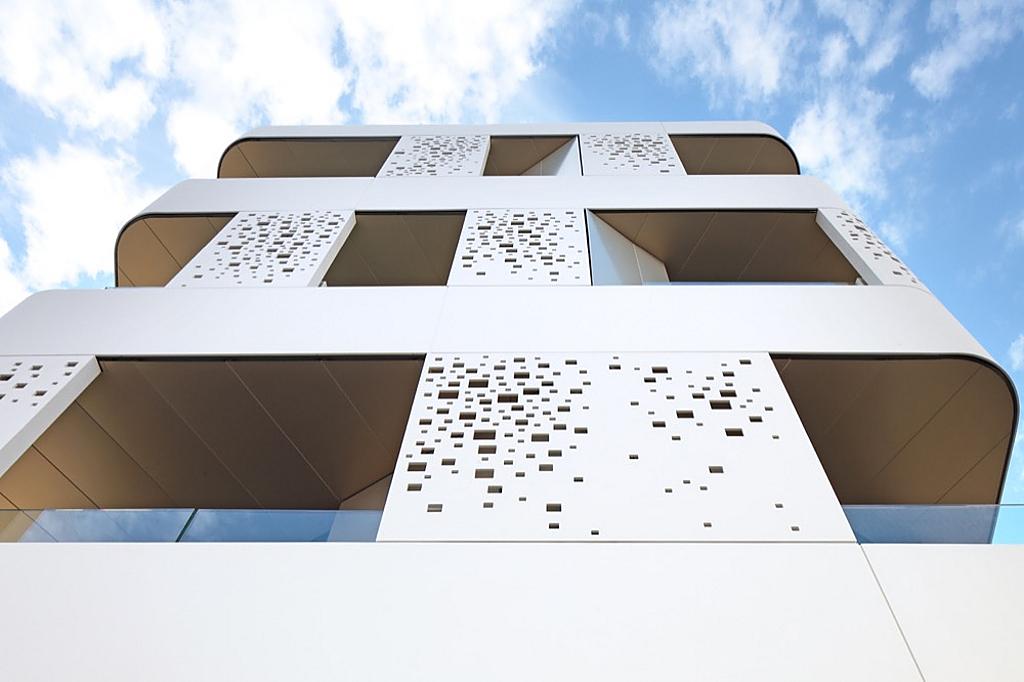 Facade Panels  Corian® Exteriors