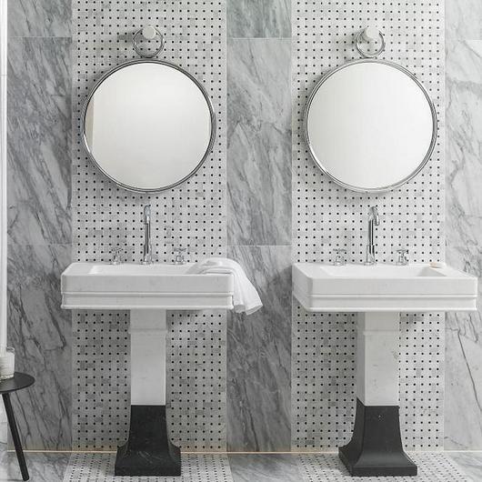 Espejos de baño L'Antic Colonial / Porcelanosa Grupo