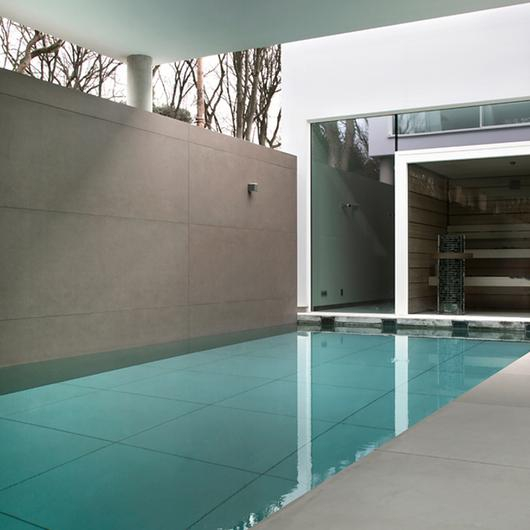 Coverlam Tiles  in  Single Family Home in Eindhoven / Grespania