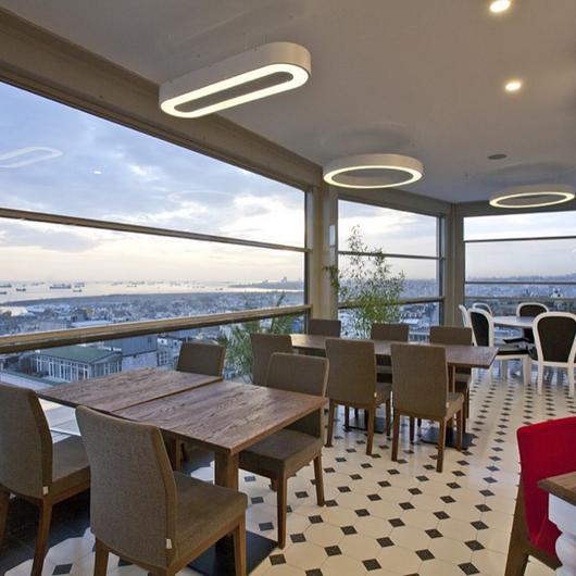 Vertical Retracting Windows - Panora View