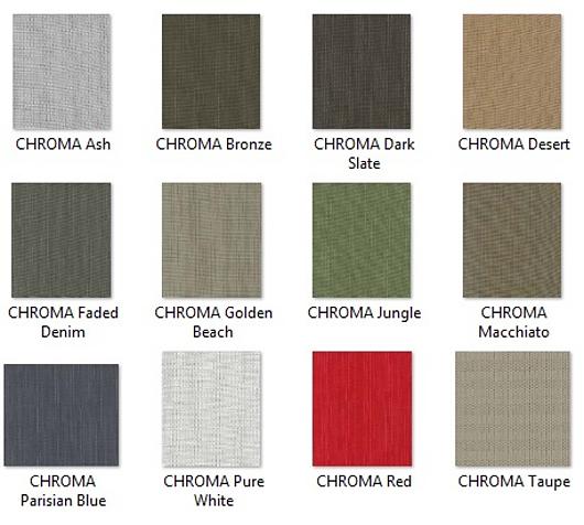 Padrões linha Chroma | Pisos têxteis de alta performance | Hunter Douglas Brasil