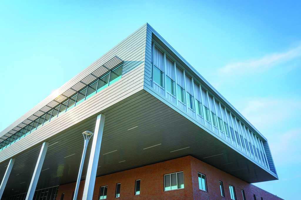 Metal Cladding - Primo Soffit Panel
