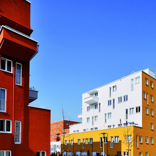 Acabado mineral exterior - KEIM Soldalit® Color / Nuprotec