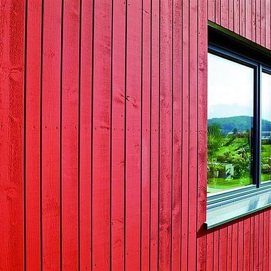 Acabado mineral exterior para madera - KEIM Lignosil®-Color / Nuprotec