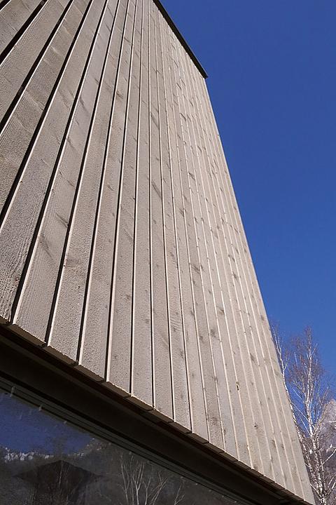 Acabado mineral exterior para madera - KEIM Lignosil®-Verano
