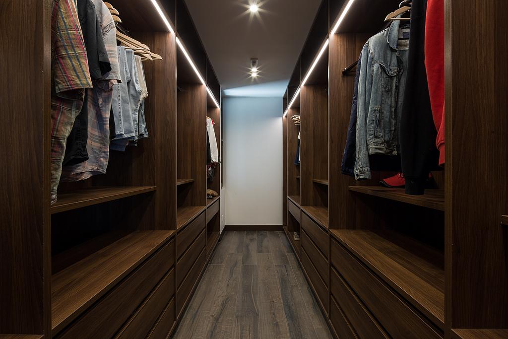 Muebles para vestidor y clóset