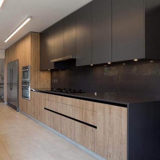Muebles de cocina en melamina