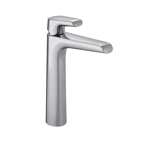 Grifería Cascade lavamanos monocontrol alta / Corona