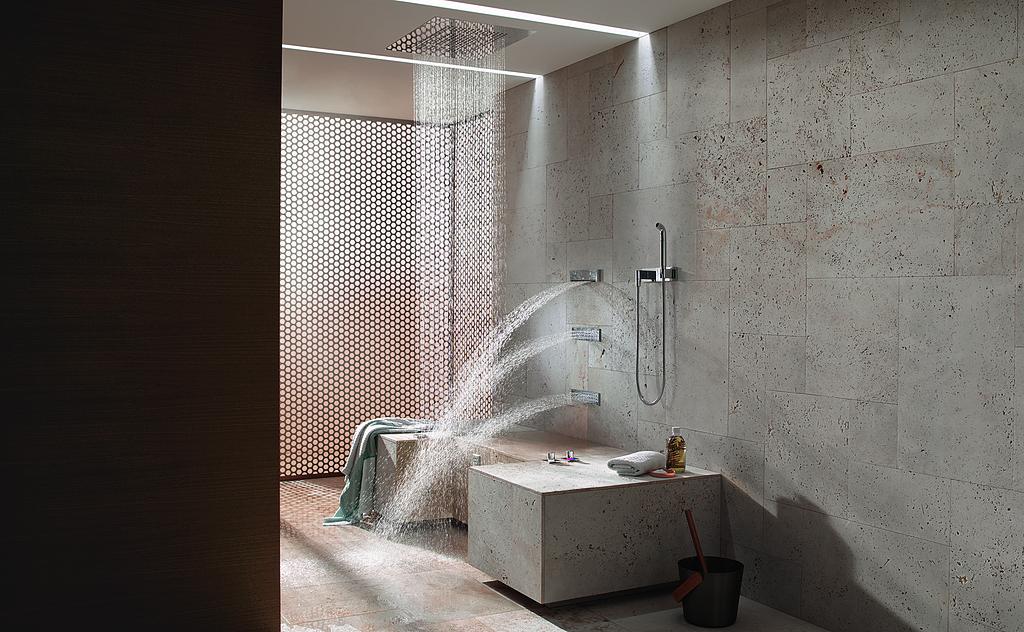 Spa Solutions - Comfort Shower