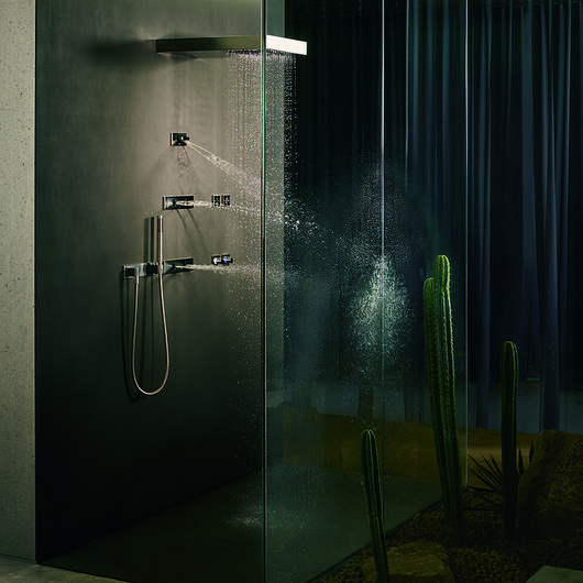 Spa Solutions - Vertical Shower / Dornbracht