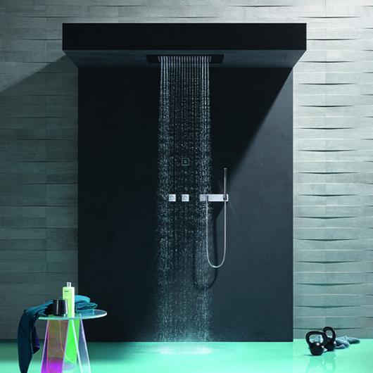 Spa Solutions - eUnit Shower / Dornbracht